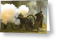 Civil War Greeting Card