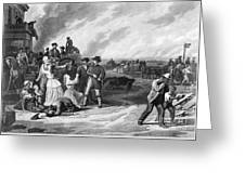 Civil War: Martial Law Greeting Card by Granger