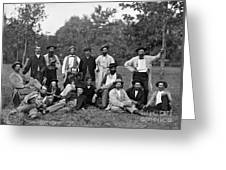 Civil War: Scouts & Guides Greeting Card
