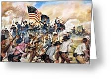 Civil War: Vicksburg, 1863 Greeting Card