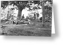 Civil War: Wounded Greeting Card