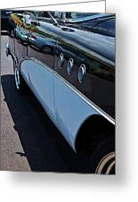 Classic 55 Buick Special Greeting Card