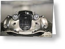 Classic Car 2 Greeting Card