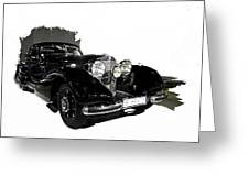 Classic Car 3 Greeting Card