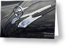 Classic Cars Beauty Of Design 20 Greeting Card
