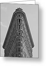 classic New York architecture Greeting Card