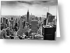 Classic New York  Greeting Card