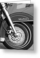 Classic Wheel Greeting Card