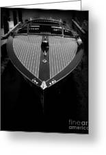 Classic Wooden Boat 2 Greeting Card