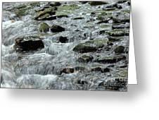 Clear Creek Greeting Card