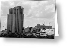 Clearwater Causeway Greeting Card