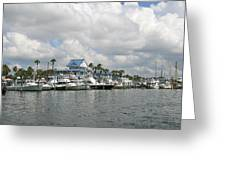Clearwater Florida Greeting Card