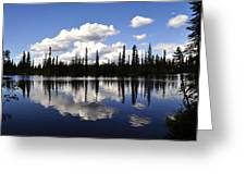 Clearwater Reflections Greeting Card