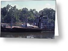 Cleece's River Ferry Nashville Tennessee - 1 Greeting Card