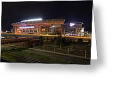 First Energy Stadium Greeting Card