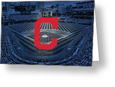 Cleveland Indians Baseball Greeting Card