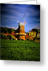 Cley Mill Norfolk Greeting Card