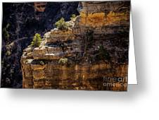 Cliff Dwellers Greeting Card