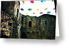 Clifford's Tower Greeting Card
