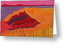 Cliffs Of Aquinnah Greeting Card