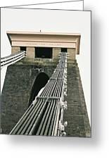 Clifton Suspension Bridge Greeting Card