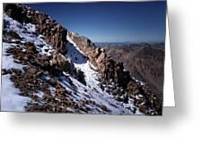 Climb That Mountain Greeting Card