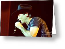 Clint Black-0840 Greeting Card