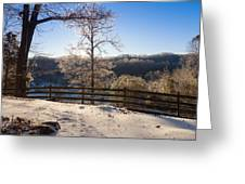 Clinton Tennessee Greeting Card