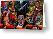 Clive Barker's Nightbreed Greeting Card