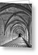 Cloister Galleries Greeting Card