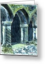 Cloisters Greeting Card