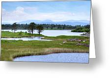 Cloonee Lough - Ireland Greeting Card