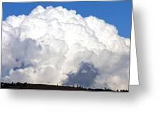 Cloud Nine 10 Greeting Card