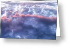 Cloud One Greeting Card