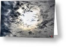 Cloud Porn Greeting Card