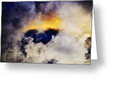 Cloud Sculping Greeting Card