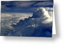 Cloud View Greeting Card