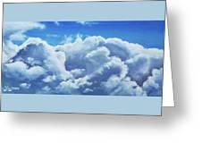 Cloudbank Greeting Card