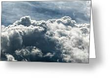 Clouds 3 Greeting Card