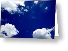 Clouds 52816 Greeting Card