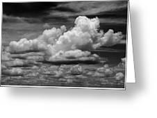 Clouds I I Greeting Card