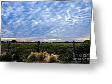 Clouds Illusions Greeting Card
