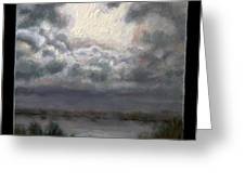 Clouds Number Seven Greeting Card