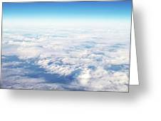 Clouds Over Ireland Greeting Card