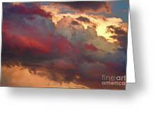 Cloudscape Sunset 46 Greeting Card by James BO  Insogna
