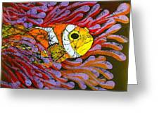 Clownfish I  Greeting Card