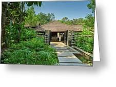Club Mahindra Madikeri Resort In Coorg Greeting Card