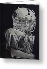 coach am I up Greeting Card by Ron Sylvia