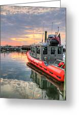 Coast Guard Anacostia Bolling Greeting Card
