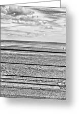 Coast - Horizon Lines Greeting Card